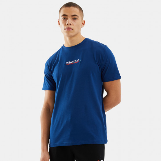 Nautica USA Sail Mesn's T-shirt