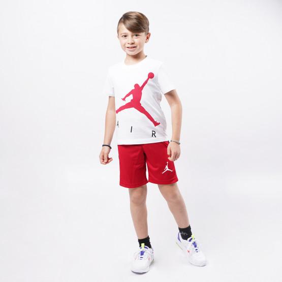 Jordan Jumping Big Air Tee & Short Kid's Set