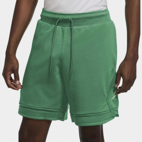Jordan M J Jumpman Diamond Flc Short