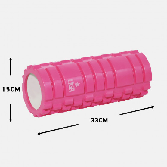LIGASPORT Foam Roller (ΡΟΖ)