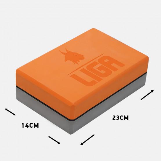 LIGASPORT Two-color Yoga Brick