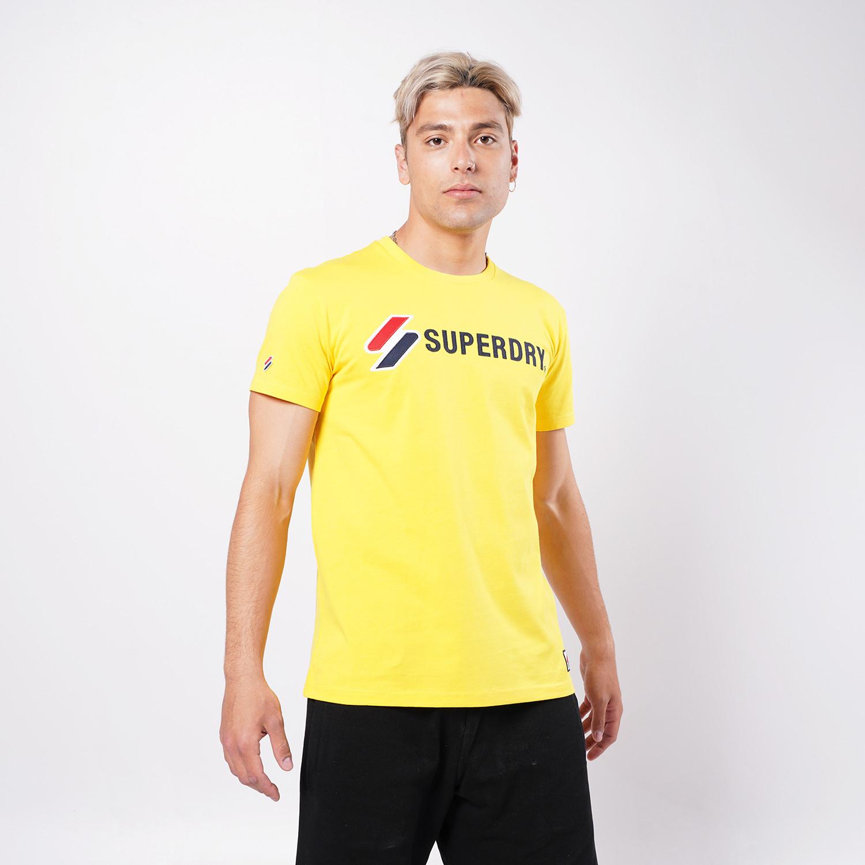 Superdry Sportstyle Ανδρική Μπλούζα (9000073840_51644)