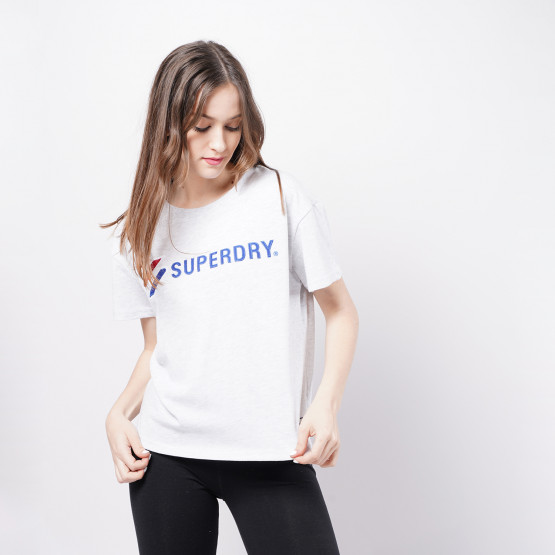 Superdry Sportstyle Graphic Boxy Tee