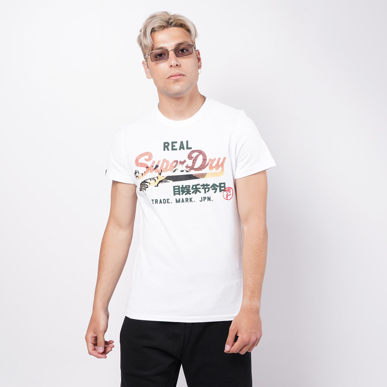 Superdry Itago Ανδρικό T-Shirt (9000073874_30745)