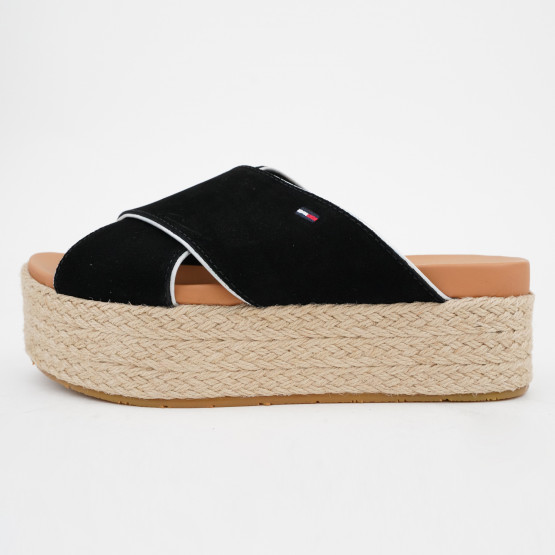 Tommy Jeans Essential Γυναικεία Flatform Mules