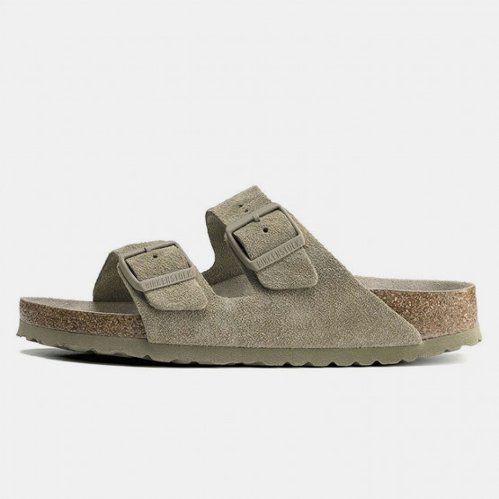 Birkenstock Bs Classic Arizona Bs Faded Khaki 35-4