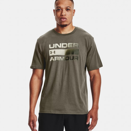 Under Armour Team Issue Wordmark Ανδρικό T-Shirt