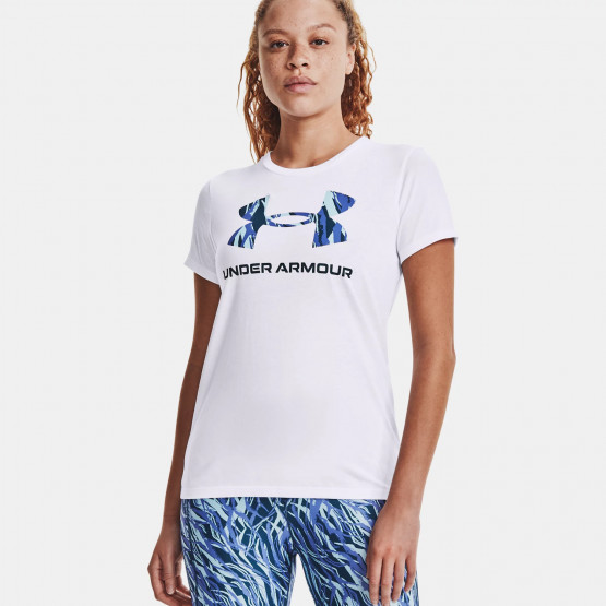 Under Armour Live Sportstyle Graphic Γυναικείο T-Shirt