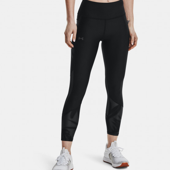 Under Armour HeatGear Armour No-Slip Waistband Tonal Panel Ankle Γυναικείο Κολάν