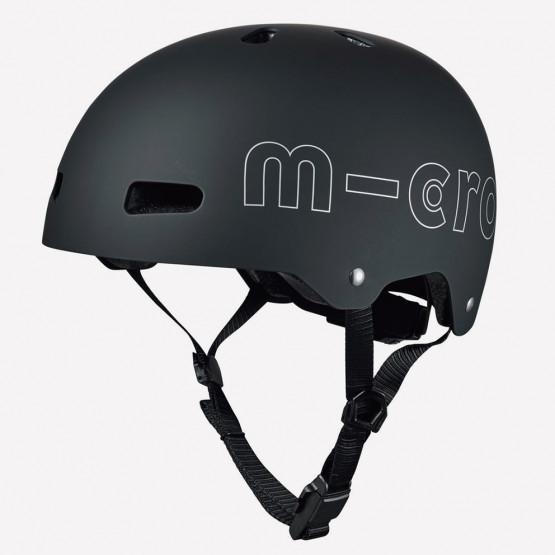 Micro ABS Helmet Black M (54-58cm)