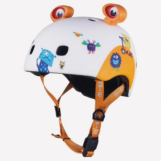 Micro PC Helmet 3D Monsters S (48-53cm)