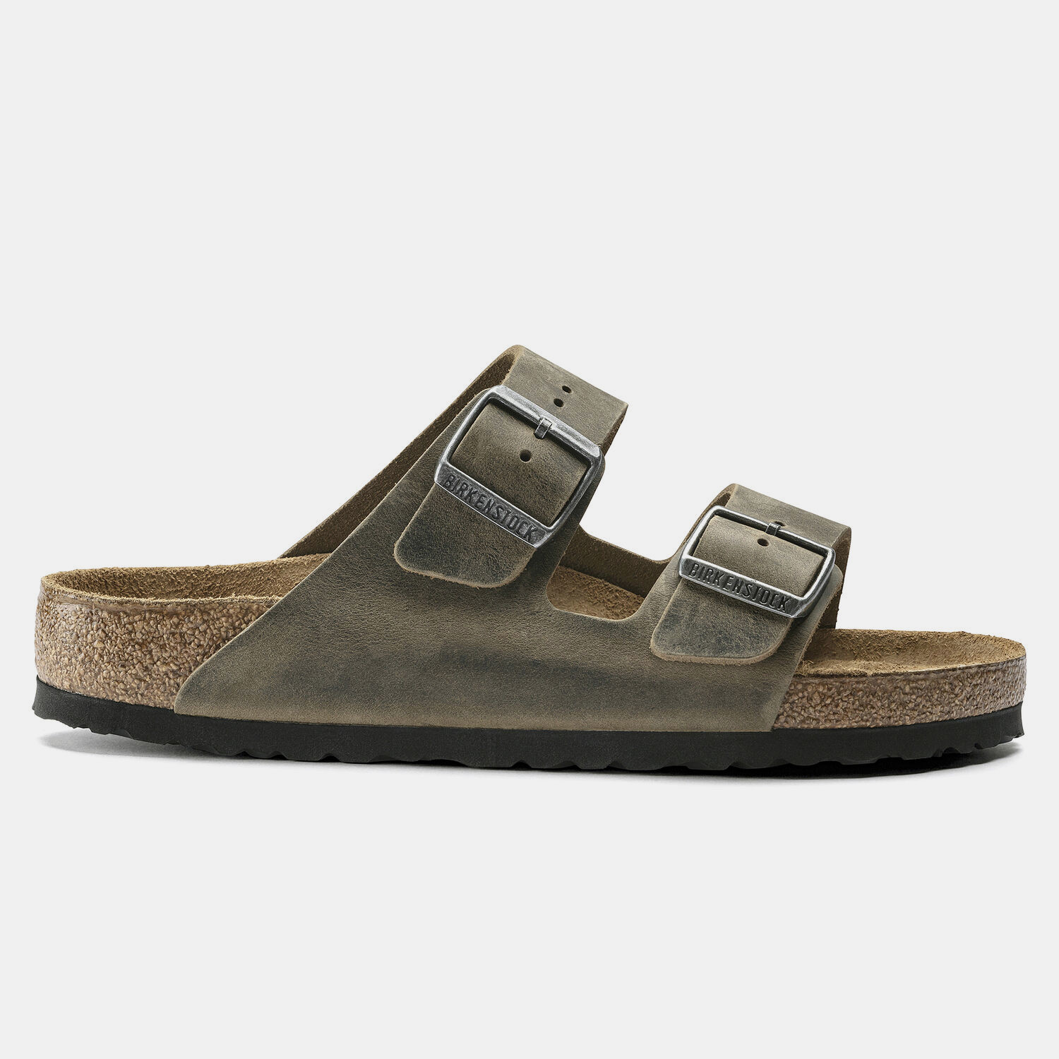 Birkenstock Bs Classic Arizona Bs Faded Khaki 35-4 (9000079542_53121)
