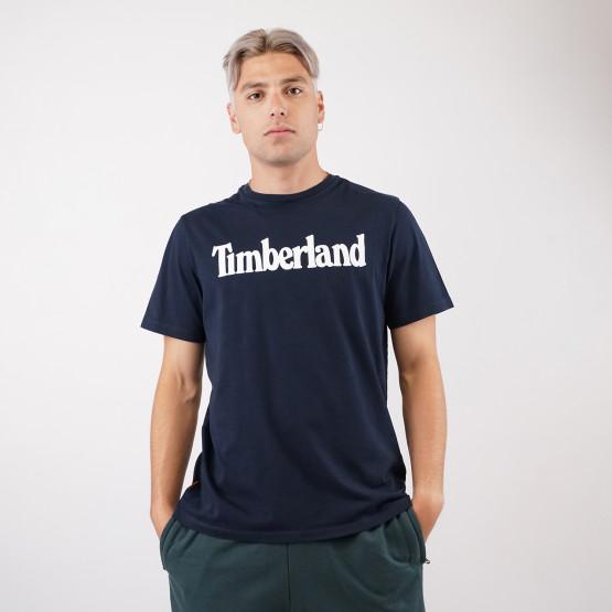 Timberland K-R Brand Linear Men's T-Shirt