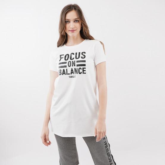 Target Τ-Shirt Μακρυ Καλτσα 1/30 ''Focus''