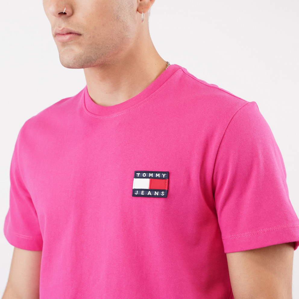 Tommy Jeans Badge Ανδρικό T-shirt
