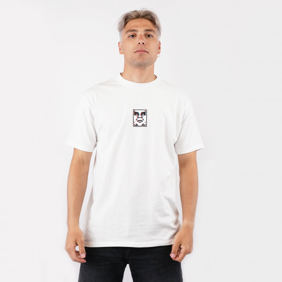 Obey Double Vision Classic Men's T-Shirt