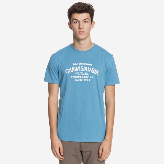 Quiksilver Wider Mile Ανδρικό T-Shirt