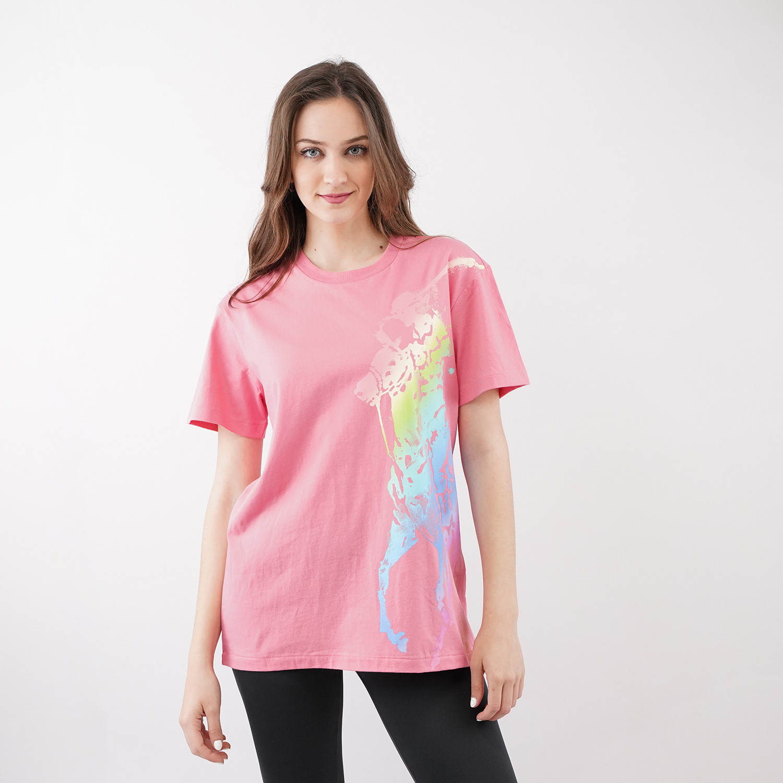Polo Ralph Lauren Big Fit Ombre Pony Γυναικείο T-shirt (9000075817_52122)