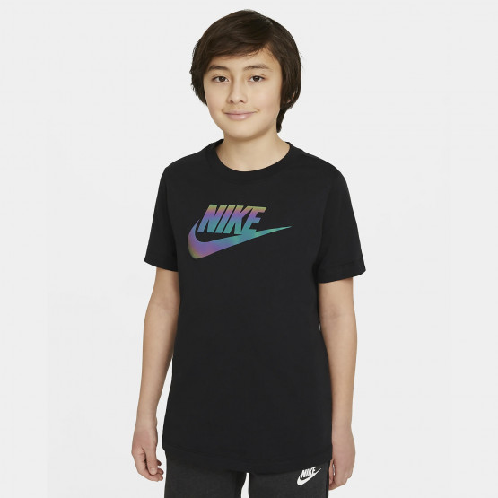 nike b nsw tee chromatic futura