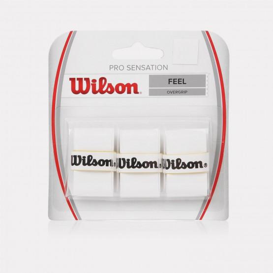 Wilson Pro Overgrip Sensation Wh