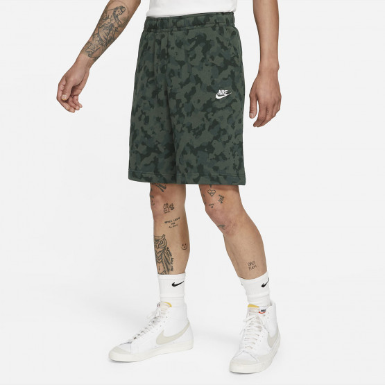 Nike M Nsw Club Ft Short Camo
