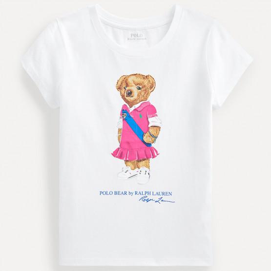 Polo Ralph Lauren Bear Παιδική Μπλούζα