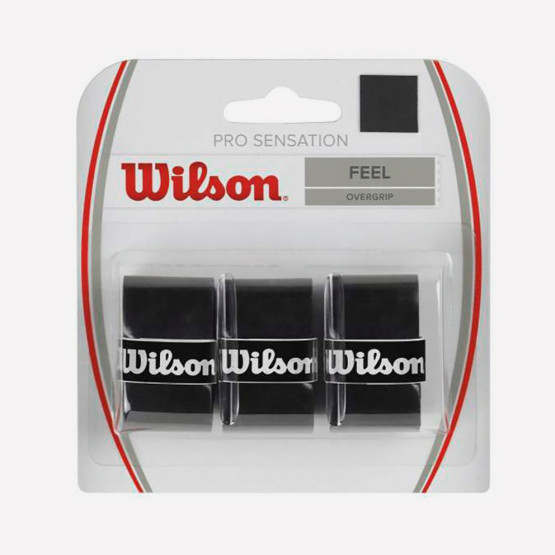 Wilson Pro Overgrip Sensation Bk