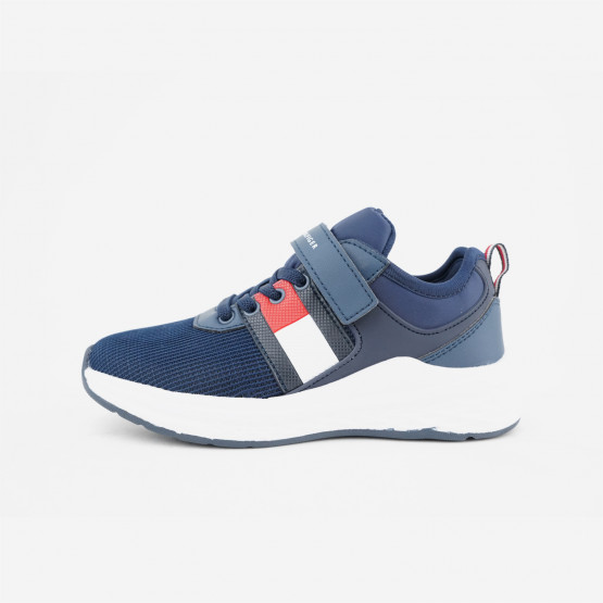 Tommy Jeans Low Cut Lace-Up Velcro Sneaker