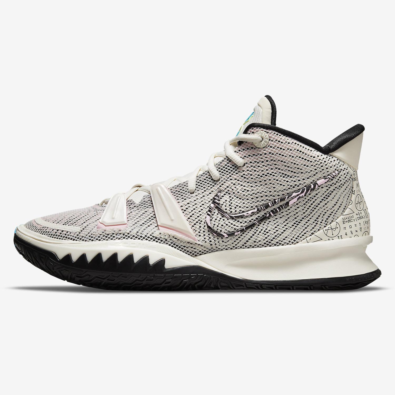 Nike Zoom Kyrie 7 Ανδρικά Μπασκετικά Παπούτσια (9000077522_52601)