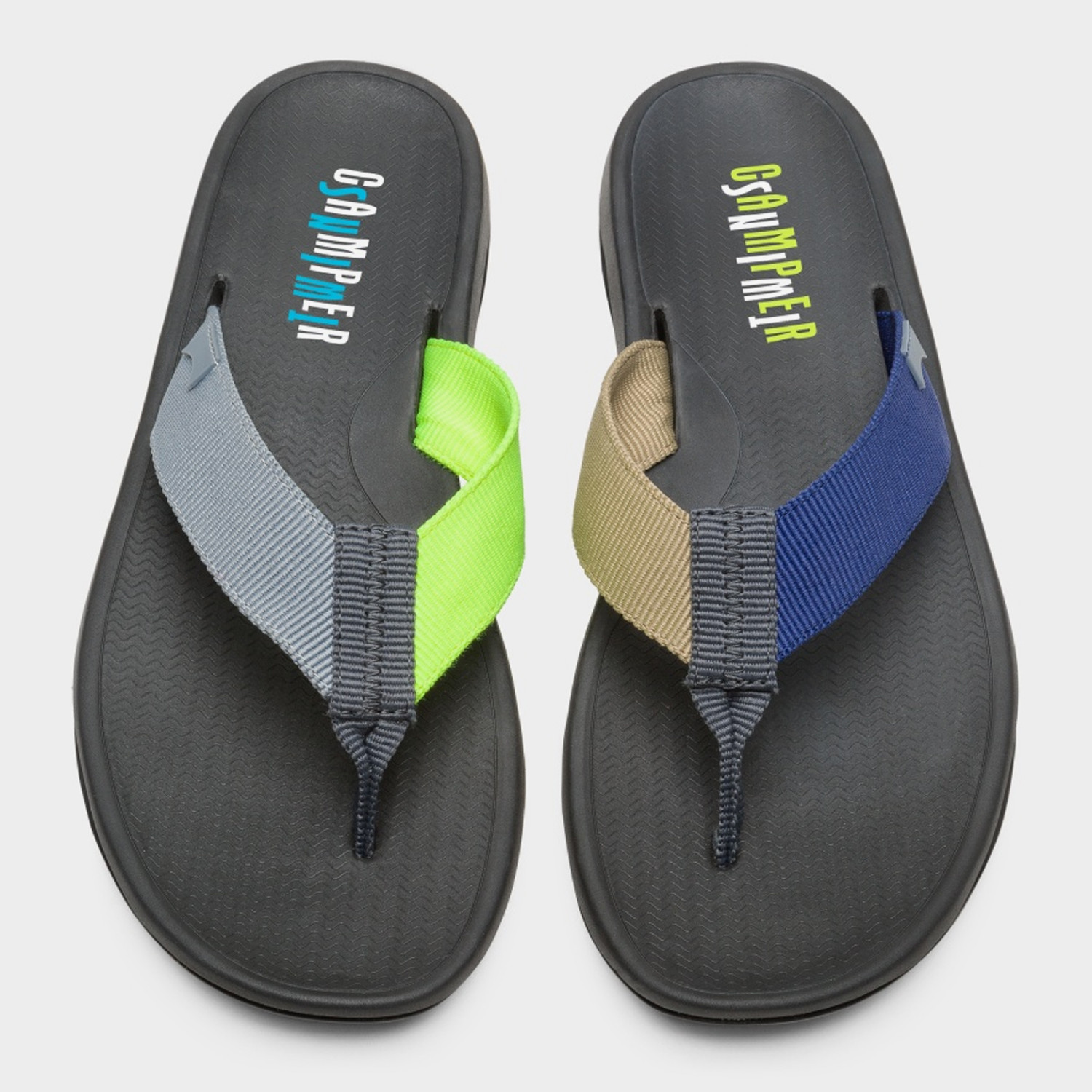 Camper Webbing Can,Buzz/Rematch Negro (9000078812_9688)