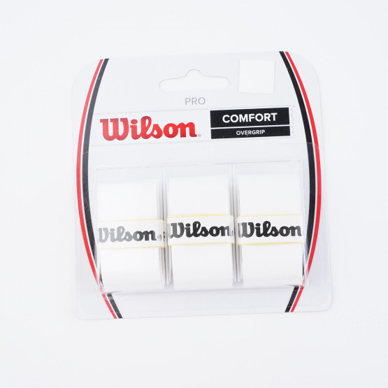 Wilson Pro Overgrip Σετ 3 Τεμαχίων