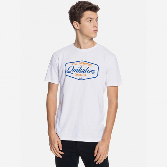Quiksilver Cut To Now Ανδρικό T-Shirt