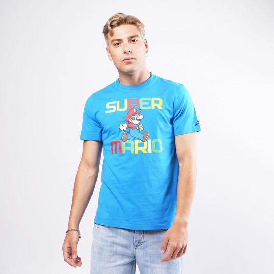 MC2 Licence Mario Men's T-Shirt