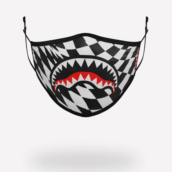 Sprayground Trippy Shark Mask
