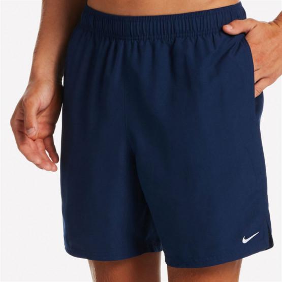 "Nike Solid Lap 7"" Volley Men's Swim Shorts"