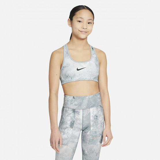 Nike Swoosh Kids' Sports Bra