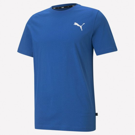 Puma Essentials Small Logo Ανδρικό T-Shirt