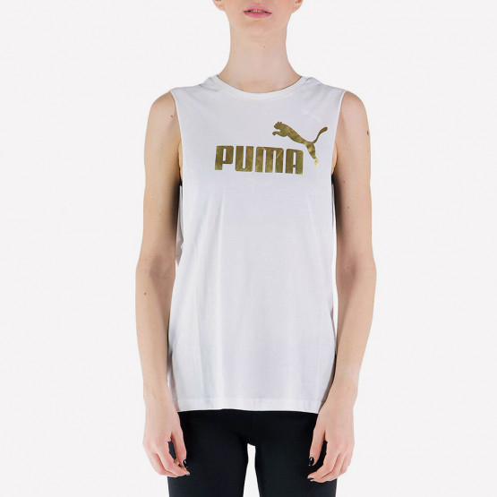 PUMA Essentials+ Metallic Women's Tank Top