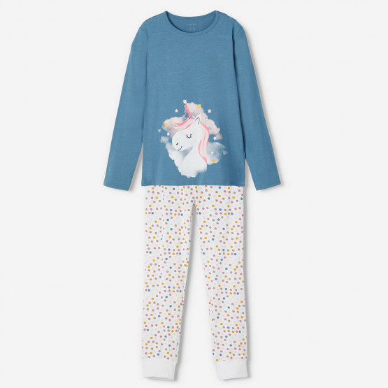 Name it Real Teal Unicorn Kids' Pyjamas