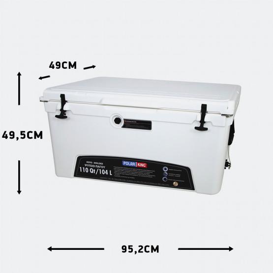 Polar King Ψυγείο Πάγου - 110L