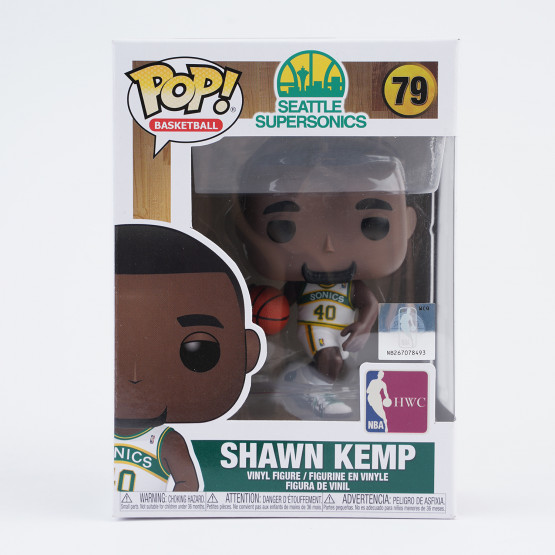 Funko Pop! Shawn Kemp (Sonics home)   Vinyl Figure