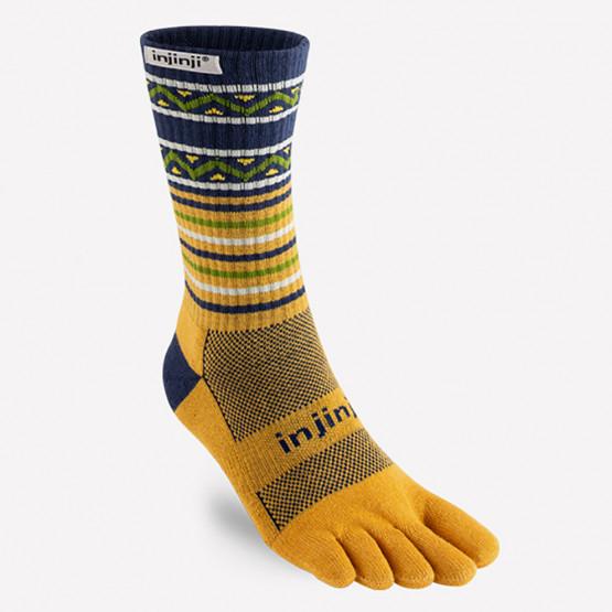 INJINJI Midweight Trail Crew Xtralife Unisex Κάλτσες