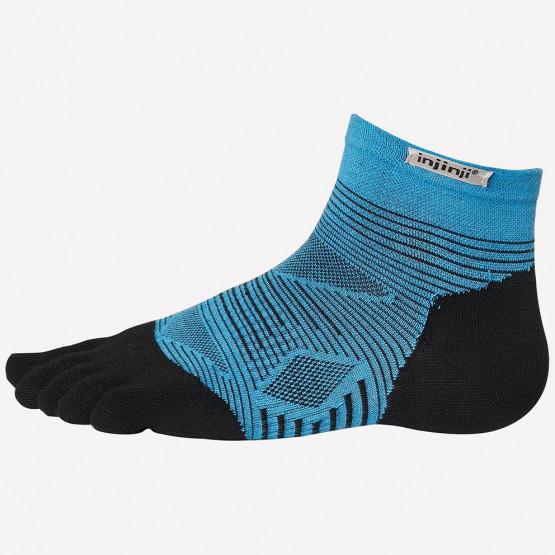 INJINJI Run Lightweight Mini-Crew Malibu Socks