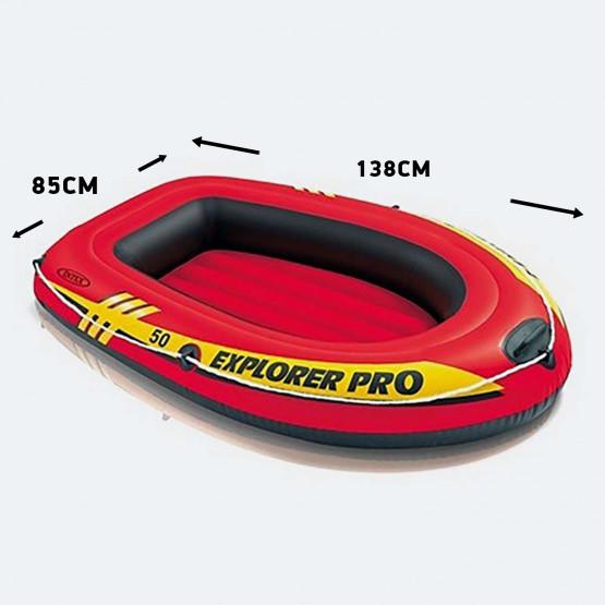 INTEX Explorer Pro 50 Φουσκωτή Βάρκα 138 X 85 X 23 Cm
