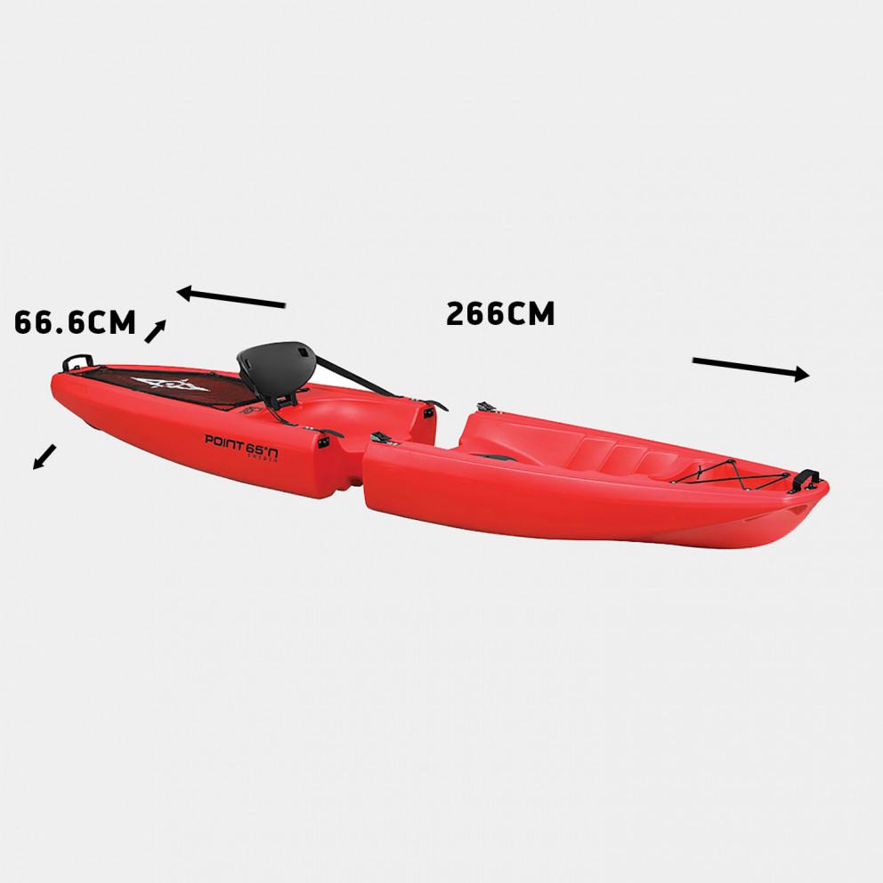 Point65 Falcon Solo Kayak 266 x 66.6 x 25.2 cm