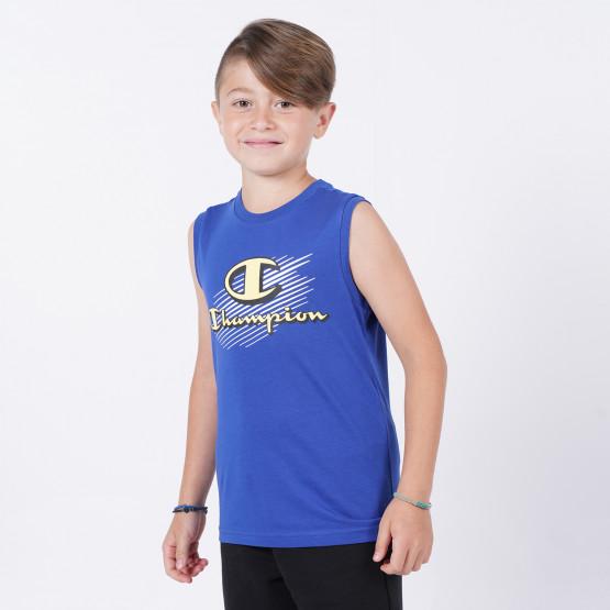 Champion Sleeveless Crewneck Kids' Tank Top