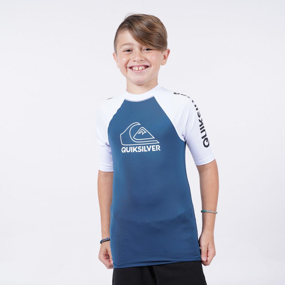 Quiksilver On Tour Kids' Sun Protect T-Shirt