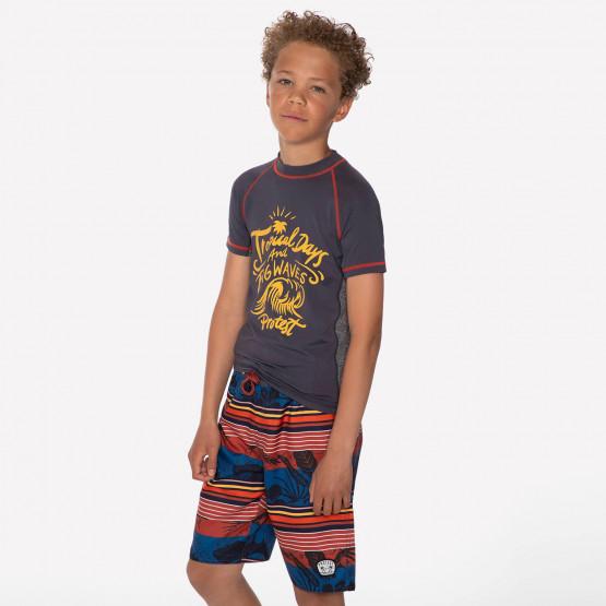Protest Rashguard Παιδικό UV T-Shirt