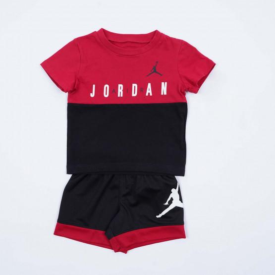 Jordan  Big Block Βρεφικό Σετ