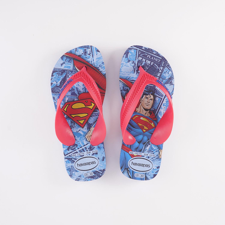 Havaianas Superman Παιδικές Σαγιονάρες (12015030016_20108)